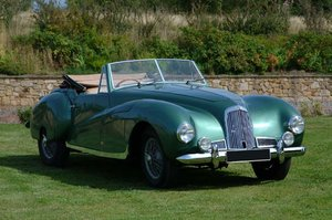 1950 Aston Martin DB1 Two Litre Sports DHC