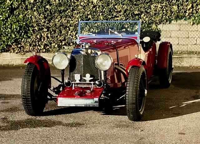 ASTON MARTIN LE MANS SPECIAL 1934 For Sale (picture 1 of 6)