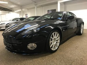 2007 ASTON  VANQUISH S ** ONLY 6600 MILES AND 1 OWNER ** FOR SALE For Sale