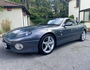 2003 Very Low Mileage DB7GT