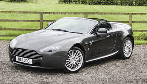 2011 Aston Martin V8 Vantage **NOW SOLD**