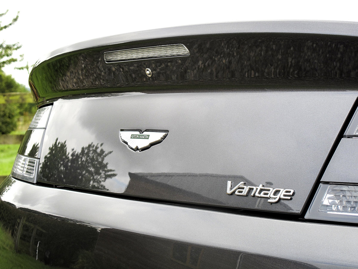 2011 Aston Martin V8 Vantage **NOW SOLD** For Sale (picture 6 of 6)