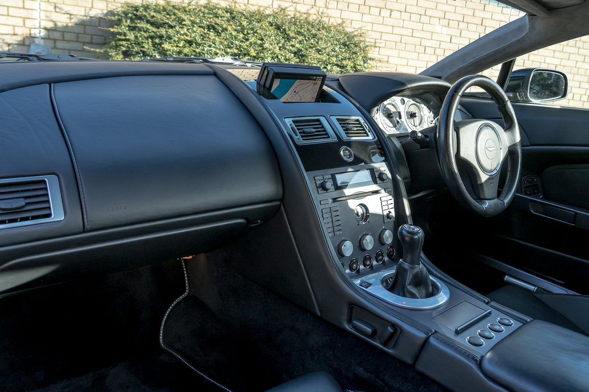 2006 Aston Martin Vantage V8 Coupe 4.3 Manual For Sale (picture 3 of 6)