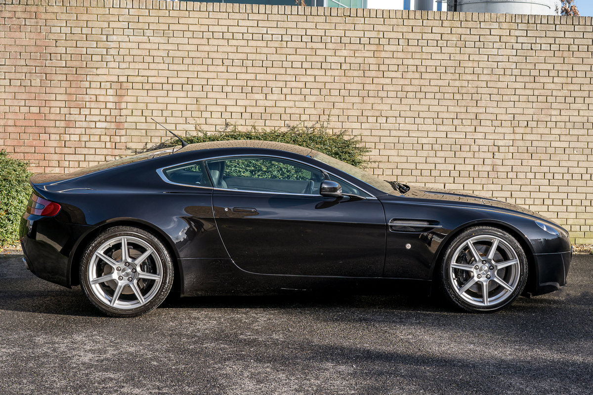 2006 Aston Martin Vantage V8 Coupe 4.3 Manual For Sale (picture 6 of 6)