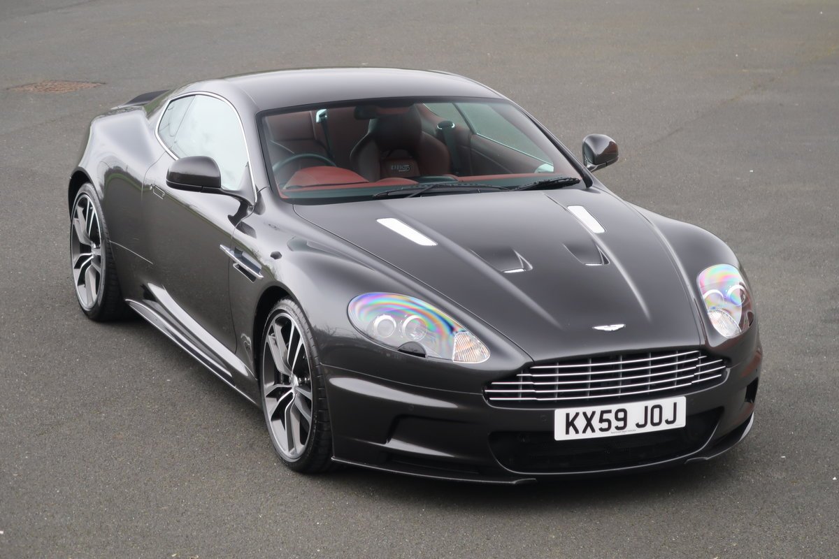 2009 ASTON MARTIN DBS 2+2 For Sale (picture 1 of 6)