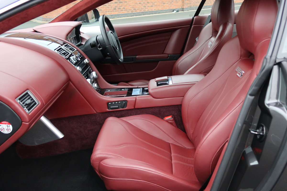 2009 ASTON MARTIN DBS 2+2 For Sale (picture 3 of 6)