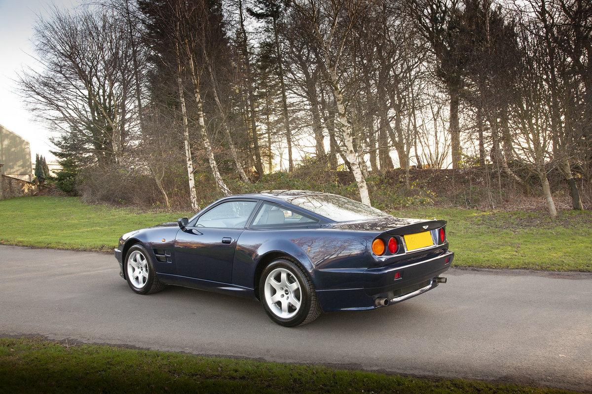 1996 Aston Martin V8 Vantage V550 (V600 Works Upgrade) For Sale (picture 5 of 6)