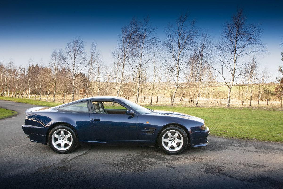 1996 Aston Martin V8 Vantage V550 (V600 Works Upgrade) For Sale (picture 6 of 6)