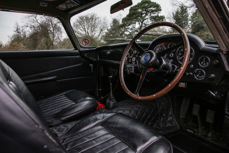 1966 Aston Martin DB5 For Sale (picture 4 of 6)