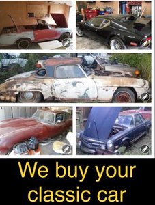 Picture of 1960 WANTED = Rare Cars Old Barn Find Projects Off Market Cars + Wanted