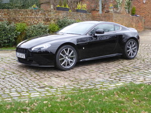 2013 Aston Martin V8 Vantage 4.7