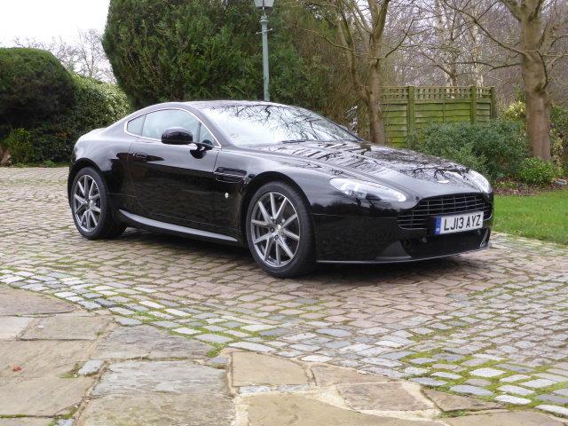 2013 Aston Martin V8 Vantage 4.7 For Sale (picture 2 of 6)