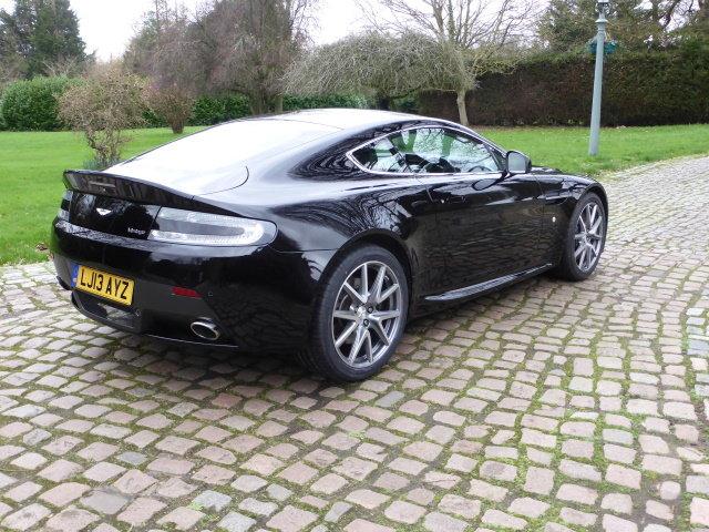 2013 Aston Martin V8 Vantage 4.7 For Sale (picture 3 of 6)