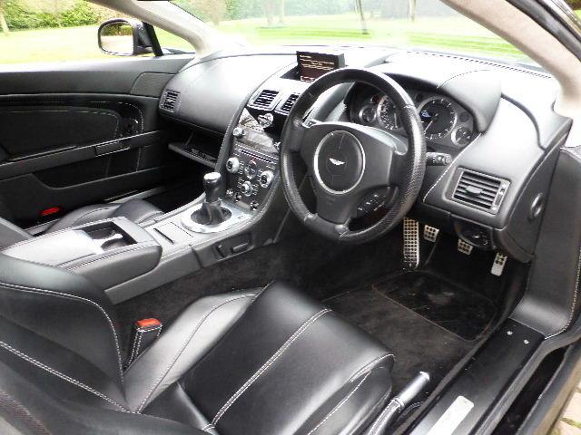 2013 Aston Martin V8 Vantage 4.7 For Sale (picture 4 of 6)