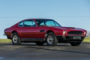 1973 Aston Martin AM Vantage - 2 family owners and 20k miles For Sale by Auction