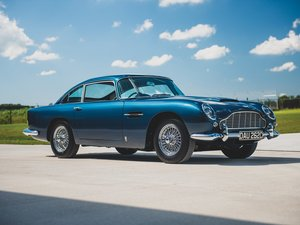 1964 Aston Martin DB5 Vantage Specification