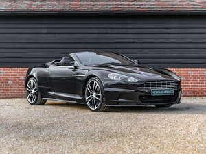 2011 Aston Martin DBS Volante 'Carbon Black Edition' For Sale