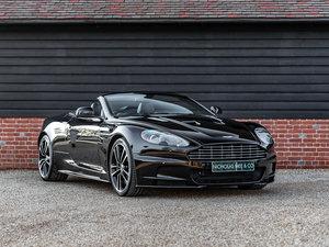 2011 Aston Martin DBS Volante 'Carbon Black Edition'