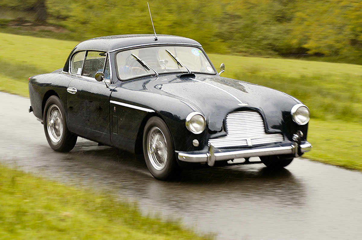 1955 Aston Martin DB 24 MkII Vantage 22 Feb 2020 For Sale by Auction (picture 1 of 6)