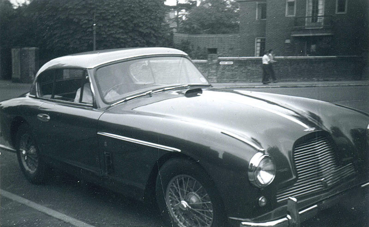 1955 Aston Martin DB 24 MkII Vantage 22 Feb 2020 For Sale by Auction (picture 2 of 6)