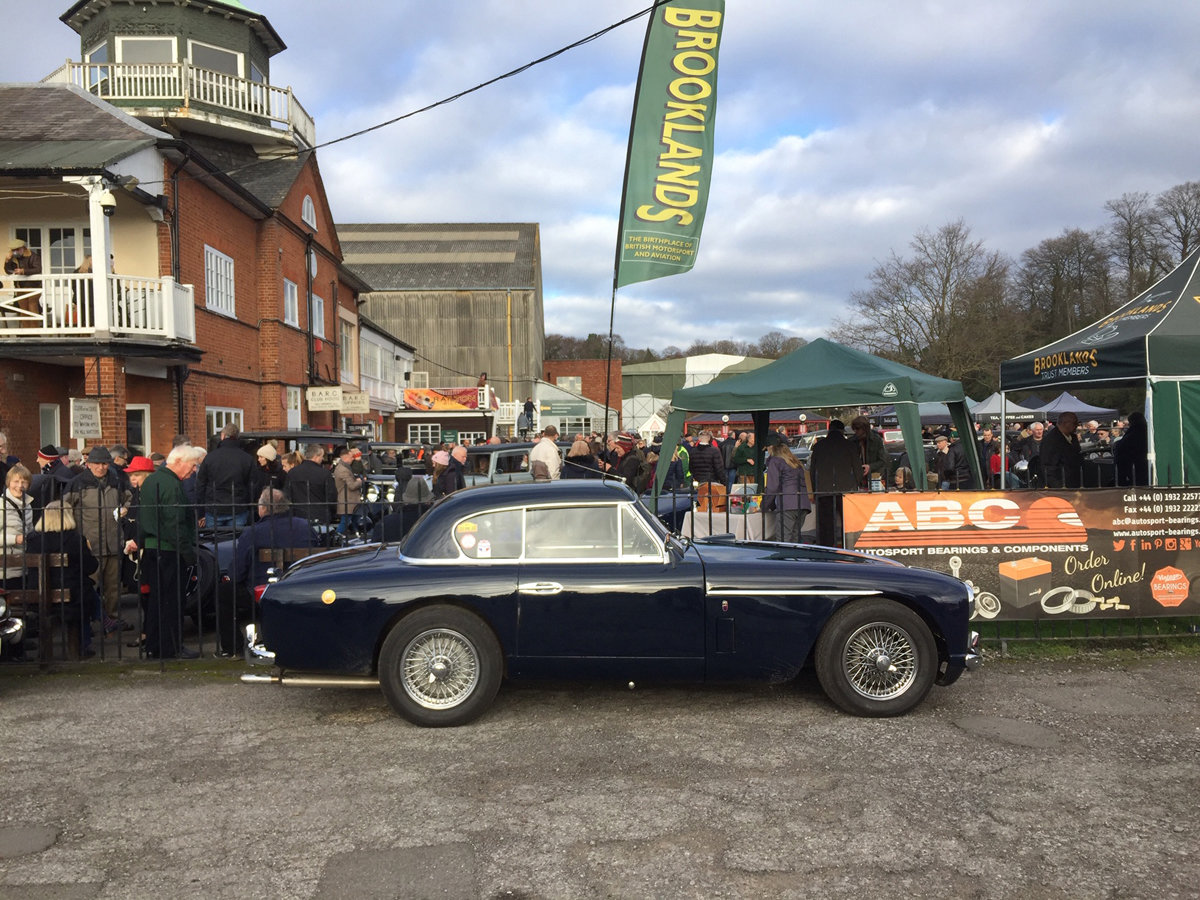 1955 Aston Martin DB 24 MkII Vantage 22 Feb 2020 For Sale by Auction (picture 3 of 6)