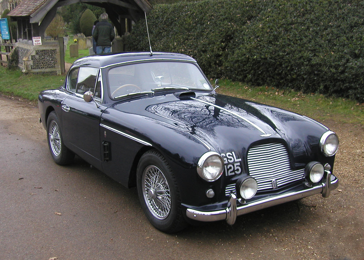 1955 Aston Martin DB 24 MkII Vantage 22 Feb 2020 For Sale by Auction (picture 4 of 6)
