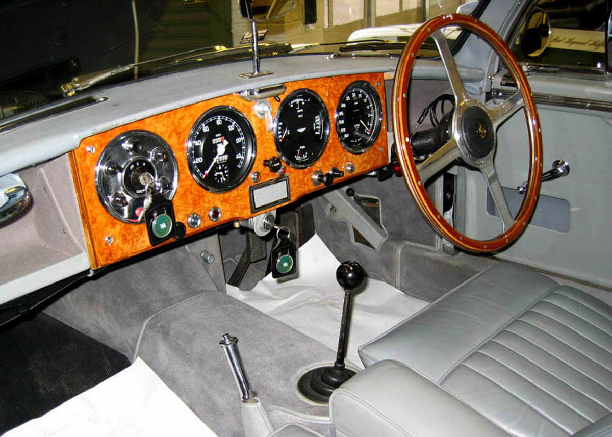 1955 Aston Martin DB 24 MkII Vantage 22 Feb 2020 For Sale by Auction (picture 5 of 6)