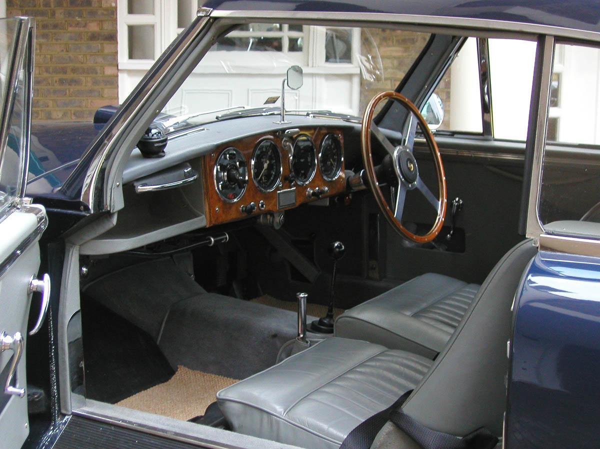 1955 Aston Martin DB 24 MkII Vantage 22 Feb 2020 For Sale by Auction (picture 6 of 6)