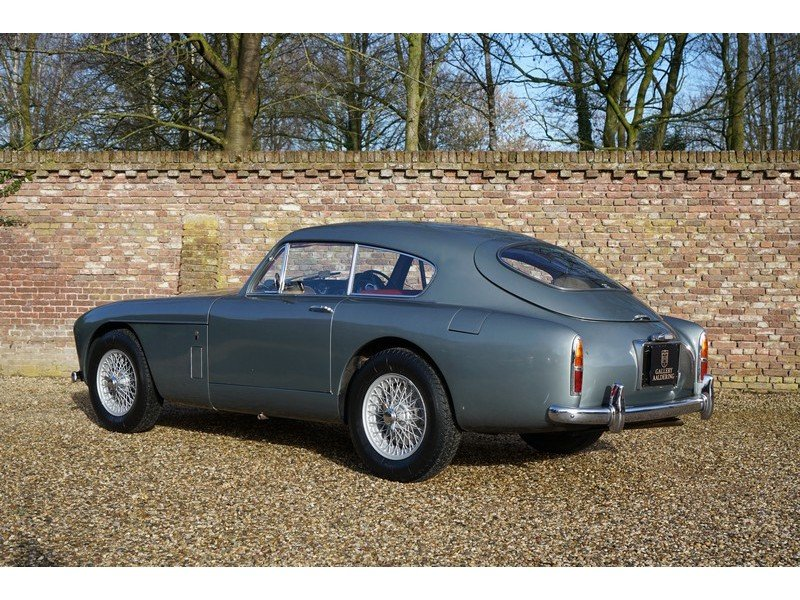 1958 Aston Martin DB2/4 Mk3 superb original condition, matching n For Sale (picture 2 of 6)