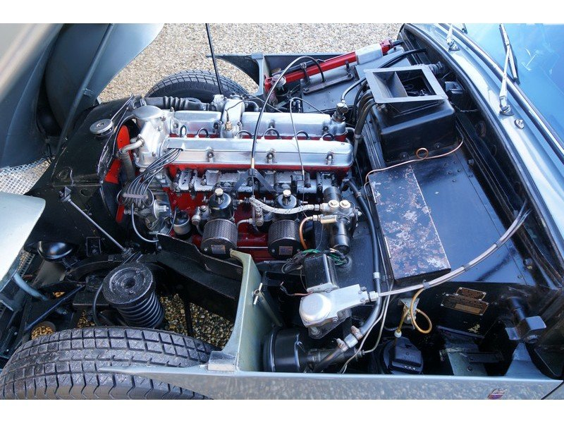 1958 Aston Martin DB2/4 Mk3 superb original condition, matching n For Sale (picture 4 of 6)