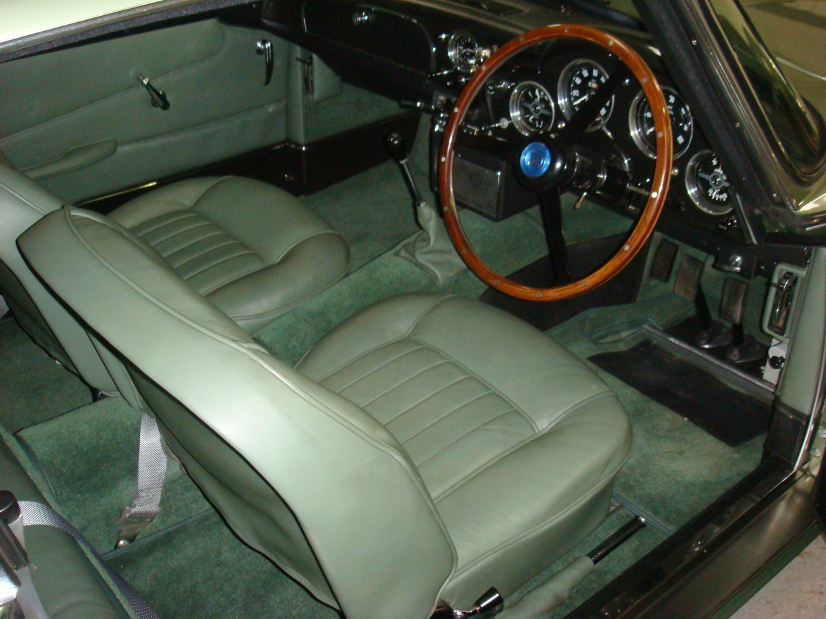 1960 Aston Martin DB4 Series 11 (Vantage Specification) For Sale (picture 6 of 6)