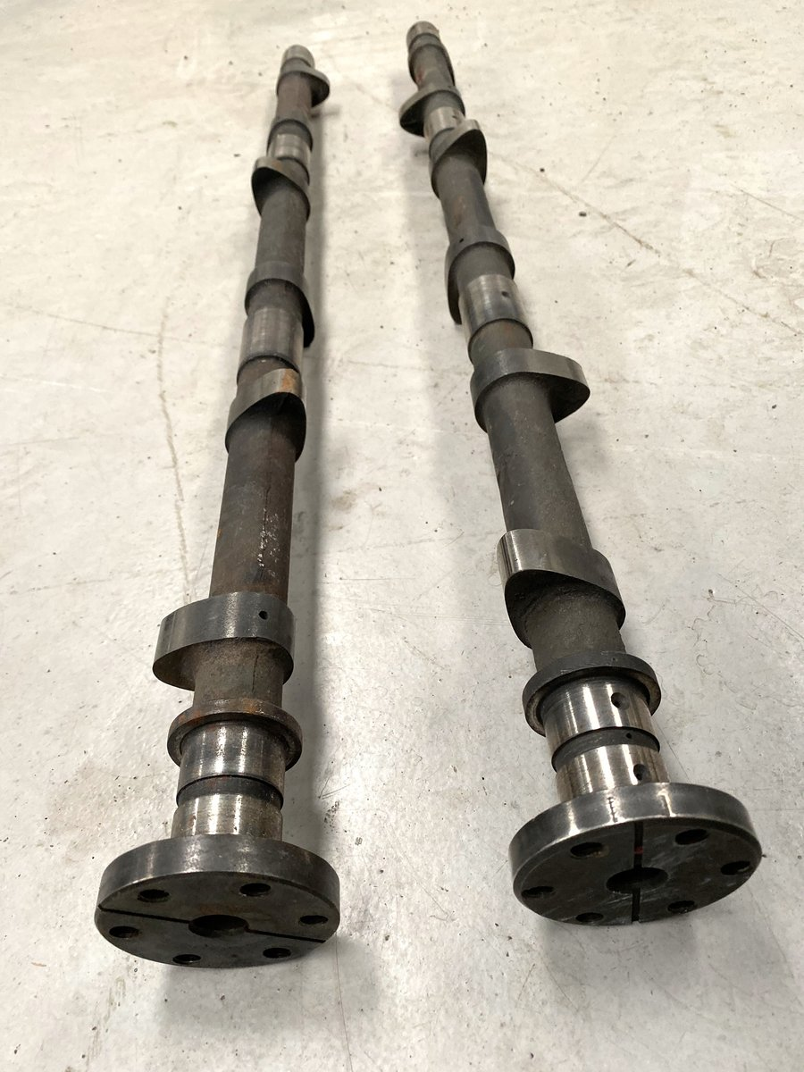 1963 Aston Martin DB5 Vantage Camshafts For Sale (picture 1 of 3)