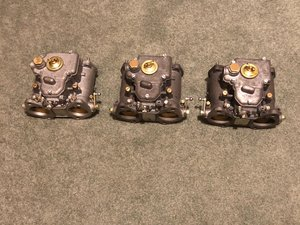 Picture of 1963 Aston Martin DB5 Vantage Weber Carburettors 45 DCOE SOLD