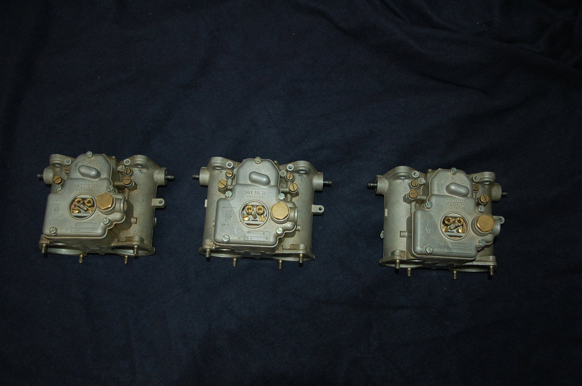 1963 Weber Carburettors 48 DCOE  For Sale (picture 1 of 6)