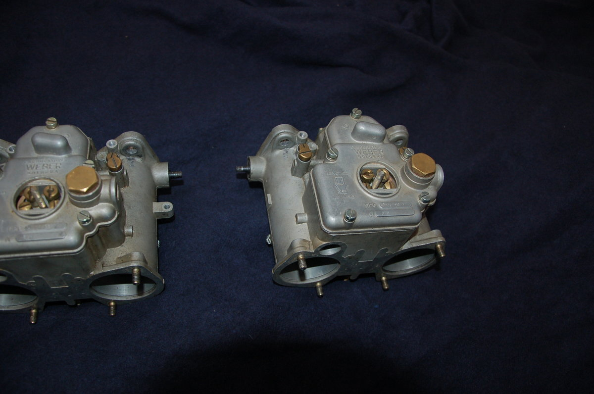 1963 Weber Carburettors 48 DCOE  For Sale (picture 2 of 6)