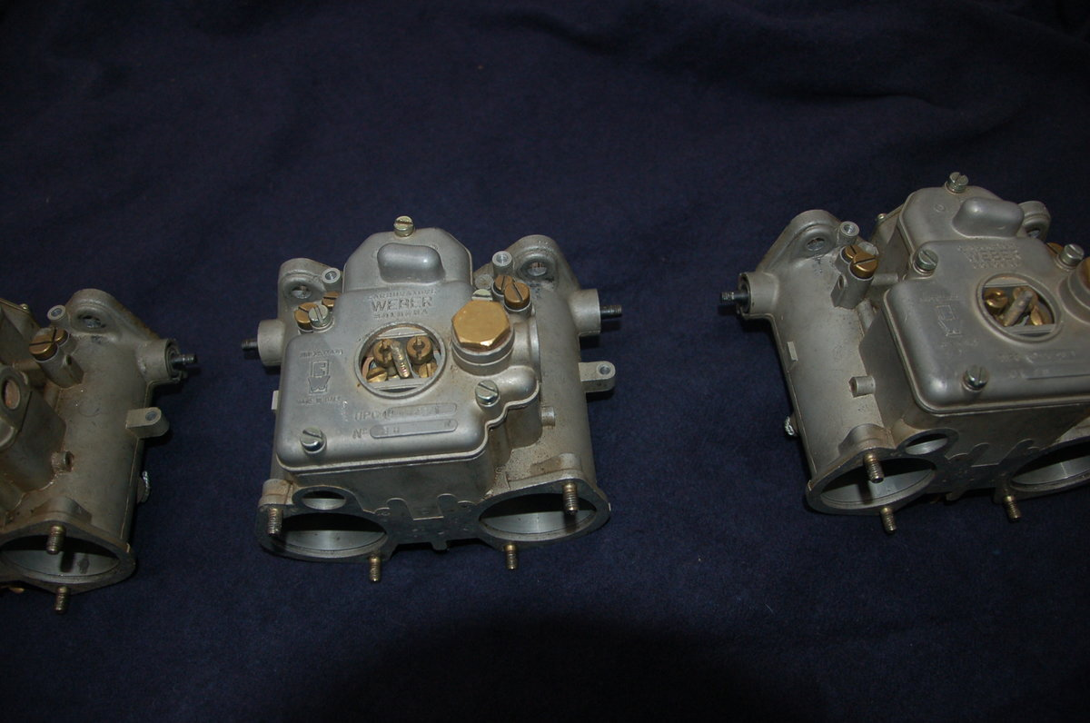 1963 Weber Carburettors 48 DCOE  For Sale (picture 3 of 6)
