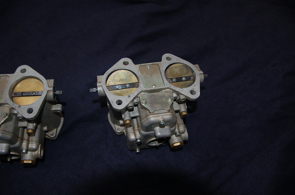 1963 Weber Carburettors 48 DCOE  For Sale (picture 5 of 6)
