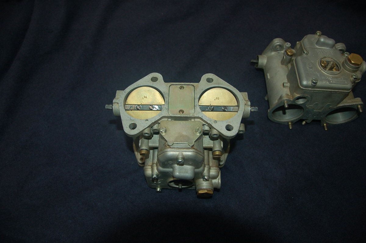 1963 Weber Carburettors 48 DCOE  For Sale (picture 6 of 6)