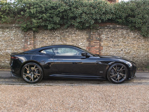 2019 Aston Martin    DBS Superleggera SOLD