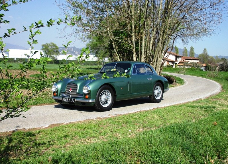 1953 ASTON MARTIN VANTAGE DB2 For Sale (picture 1 of 6)
