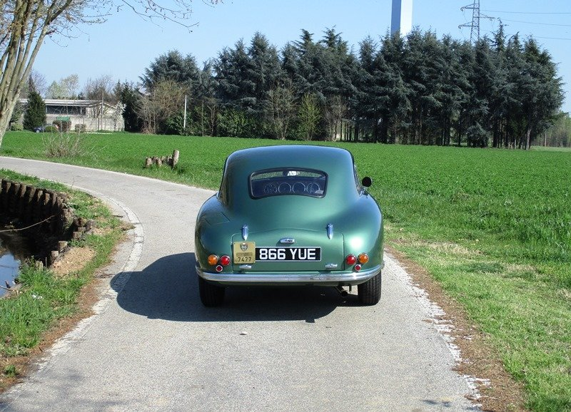 1953 ASTON MARTIN VANTAGE DB2 For Sale (picture 2 of 6)