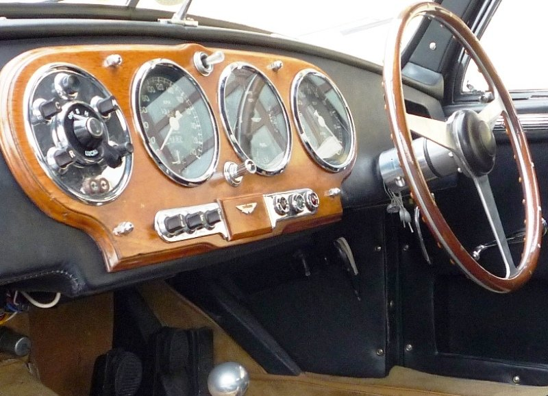 1953 ASTON MARTIN VANTAGE DB2 For Sale (picture 3 of 6)