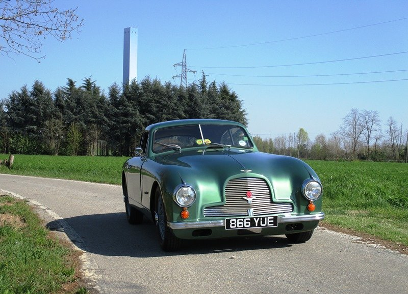 1953 ASTON MARTIN VANTAGE DB2 For Sale (picture 4 of 6)