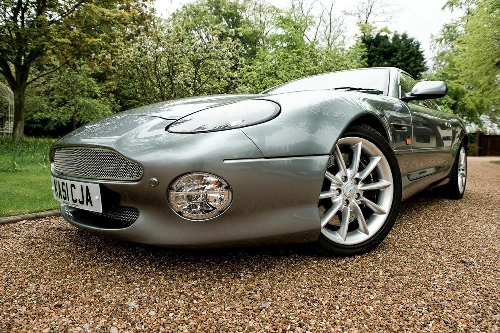 Aston Martin DB7 5.9 Vantage 2dr KA51CJA 2001 (51) 37,000 mi For Sale (picture 1 of 6)