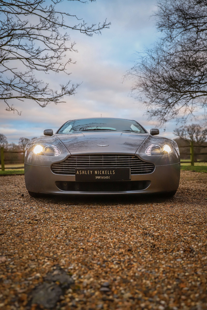 2006 EXCLUSIVE ASTON MARTIN MAIN DEALER HISTORY - IMMACULATE For Sale (picture 3 of 6)