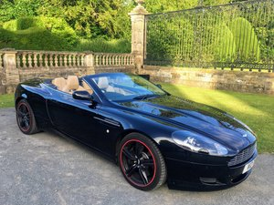 2007 DB9 Convertible Aston Martin