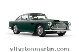 1961 Aston Martin DB4 Series III - 50+ years with the same owner For Sale