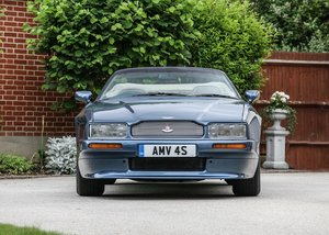 1992 Aston Martin Virage Volante For Sale by Auction