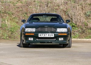 1990 Aston Martin Virage Works Special (6.3 litre) SOLD by Auction