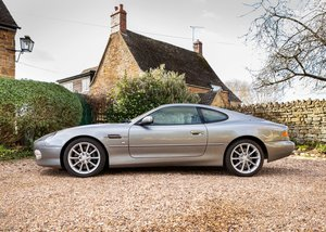 2003 Aston Martin DB7 Vantage For Sale by Auction